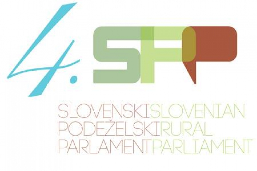 Participate at the 4. Slovenian Rural Parliament!